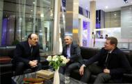 Рамазан Абдулатипов в составе официальной российской делегации прибыл в Иран