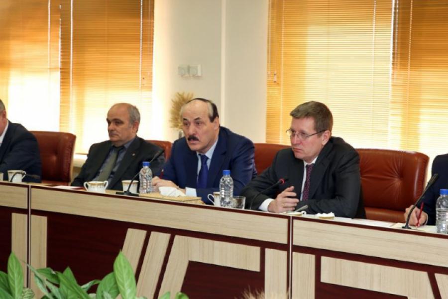 Дагестан станет основным регионом, через который в Россию будет поступать продукция из Ирана
