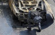 Установлен владелец машины, взорвавшейся у мечети в Назрани