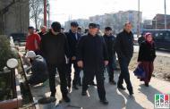 Глава Махачкалы в очередной раз совершил инспекционный рейд по городским улицам