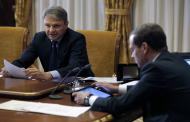 Ткачев поспорил с Минфином у Медведева