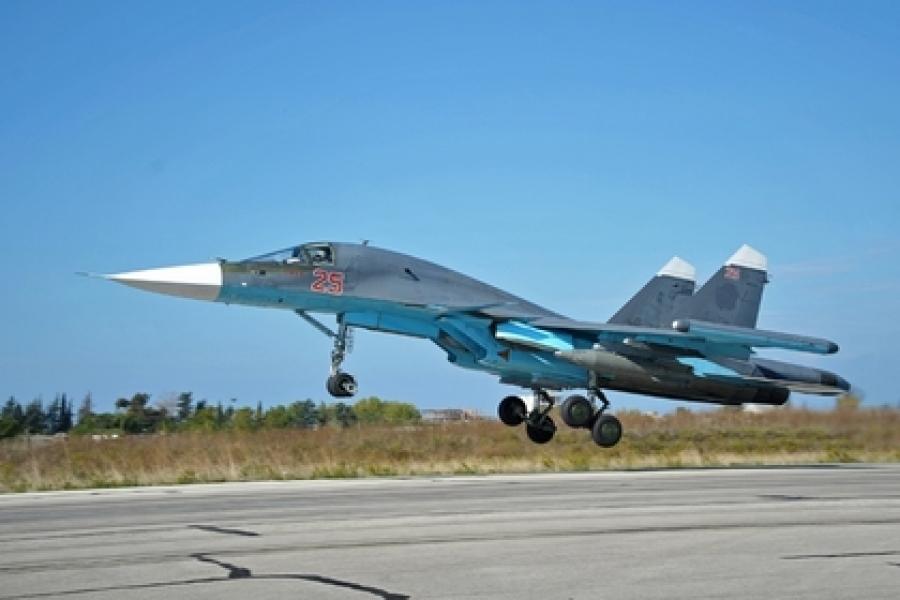 СМИ рассказали о высокой оценке НАТО российских ВКС в Сирии