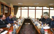 Глава Дагестана встретился с заместителем директора Центробанка Ирана Голям Али Камьябом