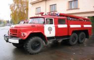 МЧС: В Хасавюрте сгорел автомобиль ВАЗ 2106. Пострадавших нет