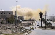 В Алеппо обстреляли российское консульство
