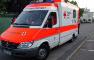 Из-за удара молнии на футбольном поле в Германии пострадали 30 человек