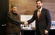 Руководитель ФАДН России встретился с муфтием Дагестана
