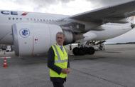 Два самолета Air France столкнулись в парижском аэропорту