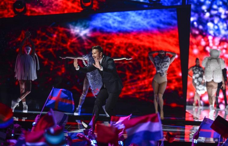 В Стокгольме начался финал конкурса «Евровидение-2016»
