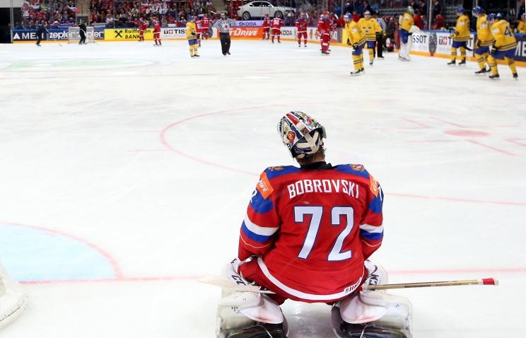 Определились все четвертьфинальные пары ЧМ-2016 по хоккею
