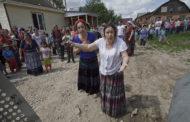 В цыганском поселке Плеханово Тульской области снесли уже 10 домов