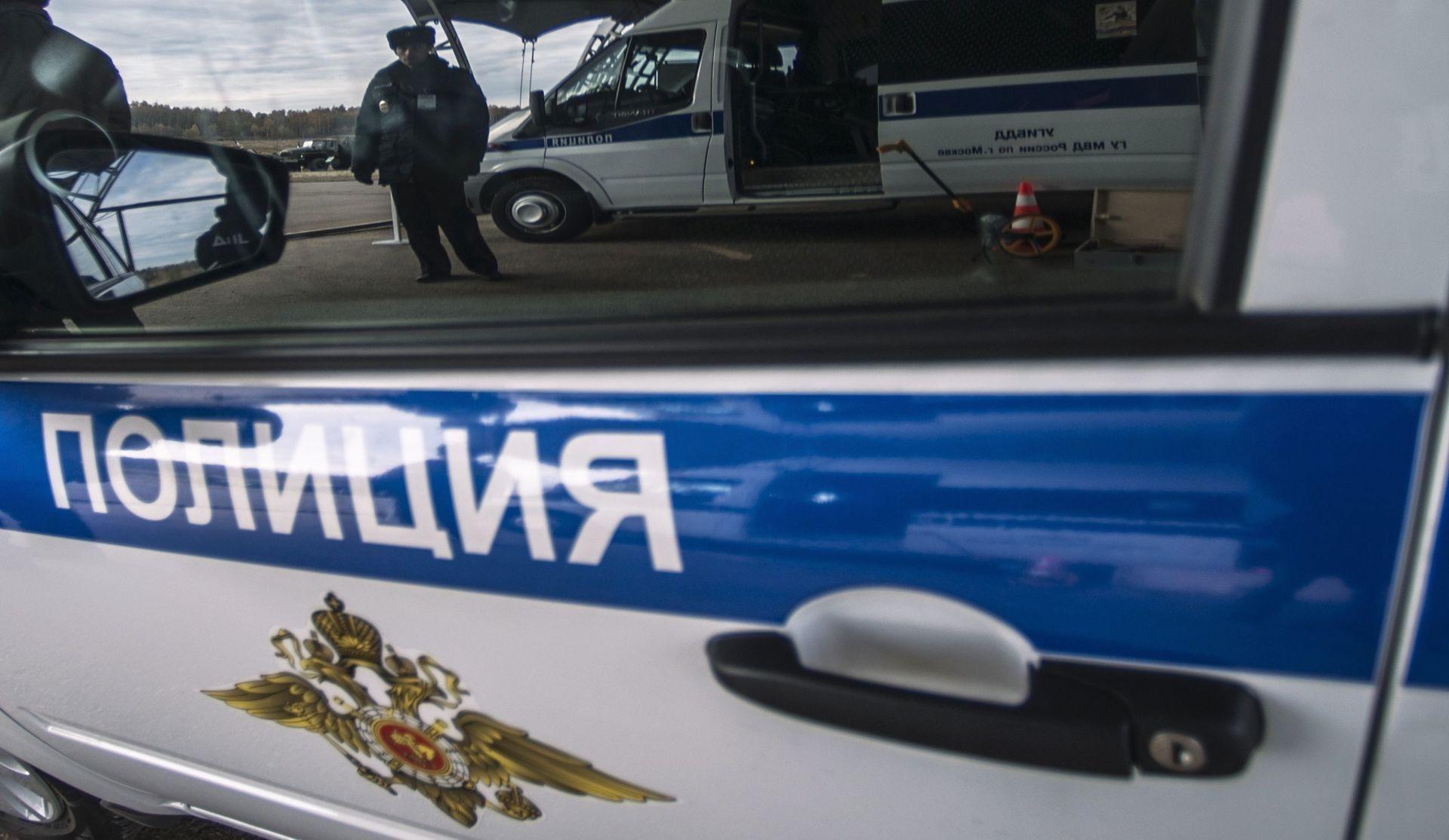 Дагестанский спортсмен задержан в Москве за разбой