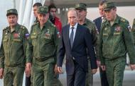 Два заместителя Сергея Шойгу награждены за операцию на Ближнем Востоке