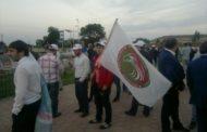 В аэропорту Махачкалы собралось несколько сот дагестанцев, встречающих своих борцов