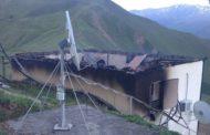 В Шамильском районе Дагестана боевики взорвали телевышку и ретрансляторы сотовых операторов