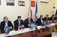 Промежуточные итоги предварительного голосования партии «Единая Россия» подвели в Махачкале
