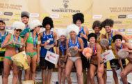 Чемпионы московского «Большого шлема» получили по шапке