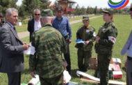 Командно-штабные учения МЧС прошли в Дербентском районе Дагестана