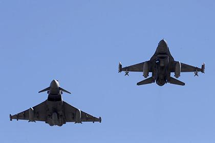 Лондон сообщил о перехвате пяти российских самолетов
