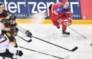 Сборная России по хоккею обыграла Германию и вышла в полуфинал чемпионата мира