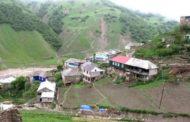 Дагестанской делегации, посетившей Кенхи, полиция не позволила осмотреть сгоревший дом Джалалдинова и центр села