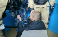 В руки журналистов попало видео избиения заключенных в калмыцкой колонии