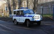 Полицейский автомобиль взорвали в махачкалинском поселке Новый Хушет