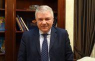 Мешков обсудил с генсеком ОБСЕ развитие сообщества безопасности в Евразии