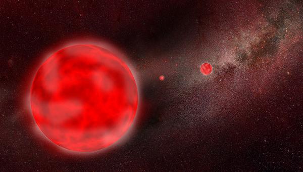 Астрономы нашли химическую
