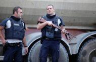 Во Франции неизвестный открыл стрельбу по автобусу с туристами