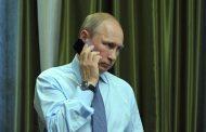 В среду по инициативе РФ состоится телефонный разговор Путина и Эрдогана