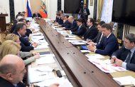 Путин обсудит с членами правительства работу кабмина на 2017 год
