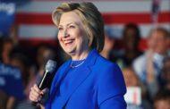 СМИ: Клинтон опережает Трампа по итогам опроса населения США на 11% голосов