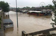 Ущерб от наводнений в центральной Франции оценивается в 600 млн евро