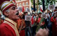 СМИ: полиция оцепила генконсульство Германии в Турции из-за акции протеста