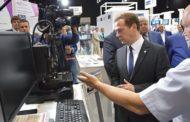 Медведев: промышленную автоматизацию надо делать на российском компьютере