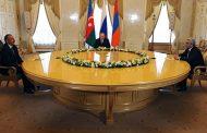 Путин, Алиев и Саргсян констатировали достижение прогресса по ряду вопросов