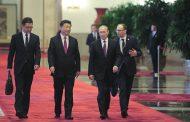 Россия и Китай подписали десятки соглашений о сотрудничестве