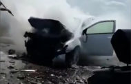 В ДТП под Кизляром погибло три человека (Видео)