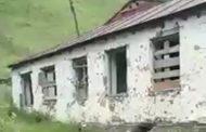 В сети опубликовано видео полуразвалившейся школы в Цунтинском районе Дагестана