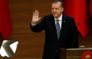Эрдоган поздравил Путина с Днём России, пожелав пересмотра отношений Турции и РФ