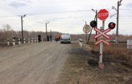 В Дагестане поезд протаранил легковушку, есть пострадавший