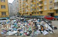 Махачкала утопает в мусорных свалках - Соцсети