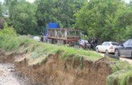 Ситуация в селах Буйнакского района, охваченных стихийным бедствием улучшается.