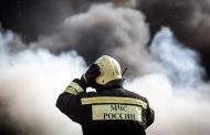 В Астраханской области на военном полигоне Ашулук горят склады