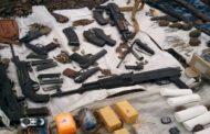 Крупный схрон с оружием и взрывчаткой нашли у села Гимры в Дагестане