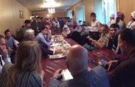Встречу правозащитников с главой Дагестана закрыли для СМИ