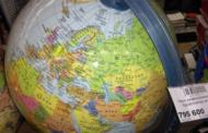 В Белоруссии из продажи изъяли глобусы с российским Крымом