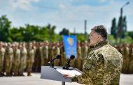 Порошенко пригрозил России авиаударом из Харькова