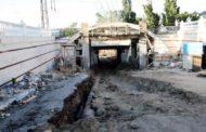 В Махачкале перекрыли канализационную трубу, выходящую на городской пляж